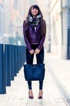 Spingfield jacket - Mango jeans - calvin klein bag