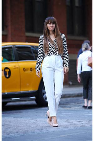 Marks&Spencer shirt - Marks&Spencer pants