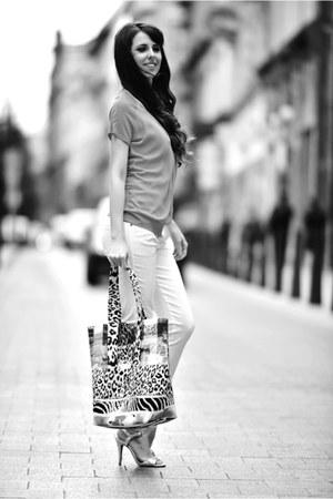 Marianna Boutique jeans - Marianna Boutique shirt