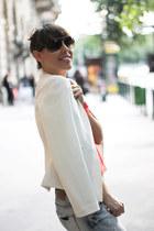 F&F jacket - Zara jeans