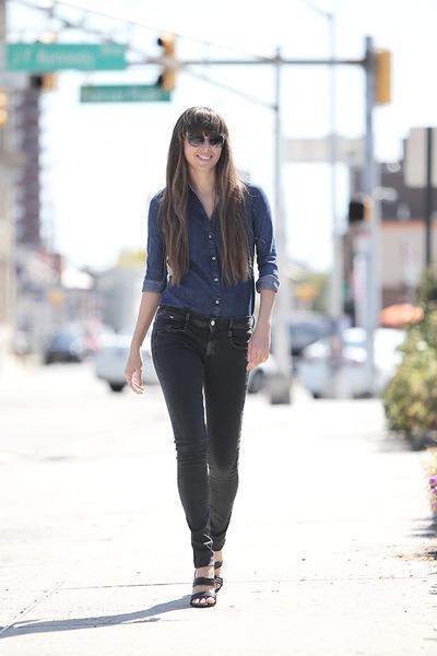 Gas jeans - Gas shirt