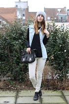 Topshop boots - Marc by Marc Jacobs purse