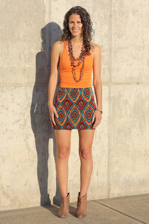 Fiddlehead Apparel skirt