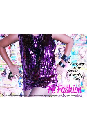 sequins Fe Fashion dress