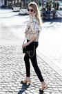 Tan-camel-sheinside-coat-navy-skinny-tezenis-jeans