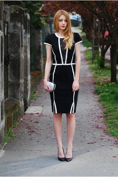black and white Little Mistress dress