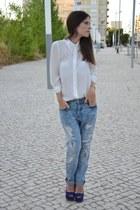 denim Zara jeans