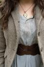Brown-thrifted-blazer-brown-forever-21-belt-blue-thrifted-dress-blue-hue-t