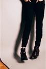 Crimson-aldo-boots-black-h-m-blazer-black-ankle-zip-jeans-forever-21-pants