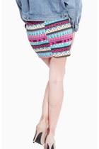Flauntcc Skirts