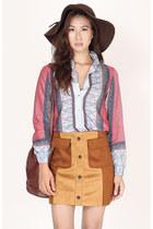 Flauntcc-skirt