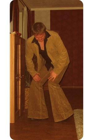 corduroy New Yorker jacket - corduroy comycom pants
