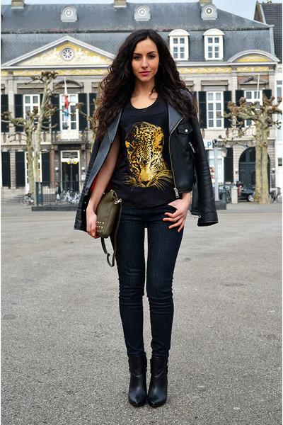 Zara top - Vanilia jeans