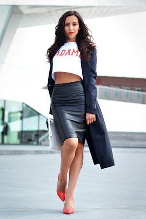 Tommy Hilfiger coat - Sacha heels