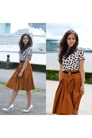 midi Zara skirt