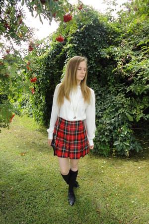 Fox Vintage skirt - Fox Vintage blouse
