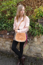 My Own bag - Fox Vintage shorts - Fox Vintage blouse