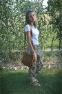 New-yorker-shoes-leather-fossil-bag-cotton-kenvelo-t-shirt