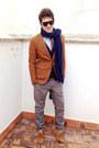 Vintage-tie-el-corte-ingles-tie-zara-blazer-zara-shirt-cos-cardigan