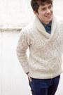 Light-brown-zara-shoes-wool-zara-sweater-blue-denim-shirt-zara-shirt