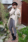 Beige-topshop-sweater