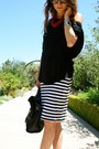 Paul-joe-sister-bag-ray-ban-sunglasses-forever21-skirt-final-touch-top-