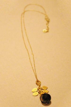 brown Urban Posh necklace