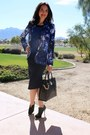 Black-satchel-michael-kors-bag-navy-pencil-zara-skirt-navy-crop-h-m-top