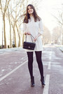 Black-perspex-heel-maison-martin-margiela-boots-white-sandro-dress