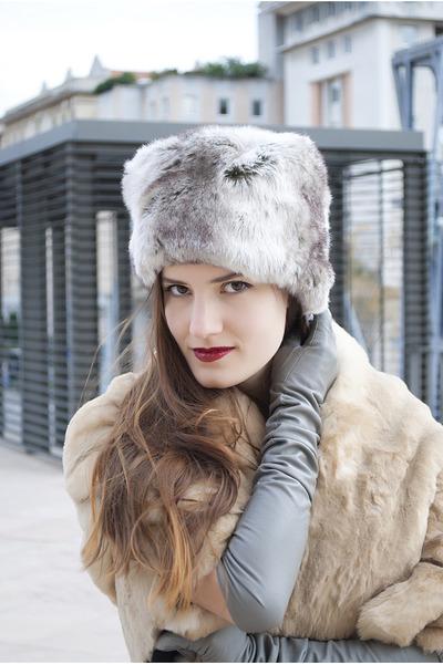 faux fur personal creation cape