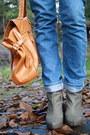 Blue-vintage-jeans-heather-gray-pull-bear-top-heather-gray-zara-jacket-hea