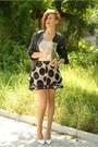 White-zara-shoes-black-amen-jacket-silver-h-m-bag-black-asos-shorts-whit