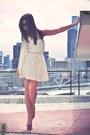 Ivory-bec-bridge-dress-deep-purple-stiletto-tony-bianco-heels