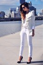 White-j-brand-jeans-white-collage-boutique-blazer
