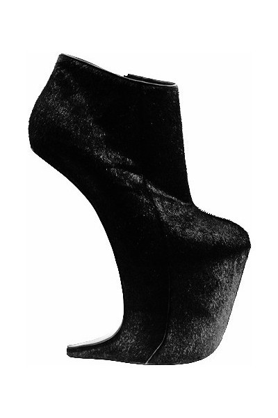 black Nina Ricci shoes
