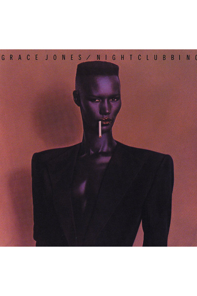 purple GRACE JONES accessories