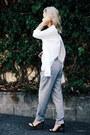 Silver-stella-mccartney-bag-gray-stylenanda-pants