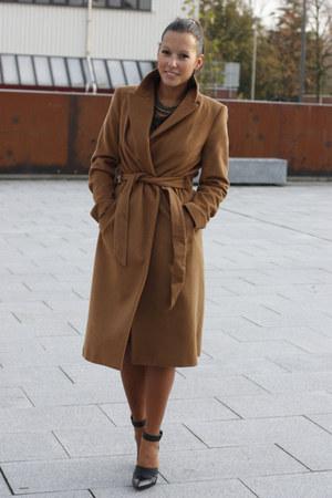 Zara coat - Alexander Wang heels