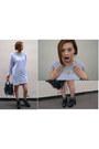 Topshop-dress-alexander-wang-bag-topshop-socks-jeffrey-campbell-heels
