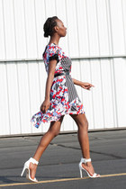 Peter Pilotto For Target dress - GoJane heels