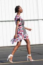 Peter Pilotto For Target dress - GoJane heels