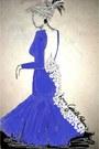 Blue-gabrielle-taduran-dress