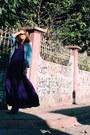 Tawny-aldo-boots-deep-purple-maxi-dress-forever-21-dress