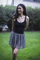 Forever21 top - Forever21 skirt
