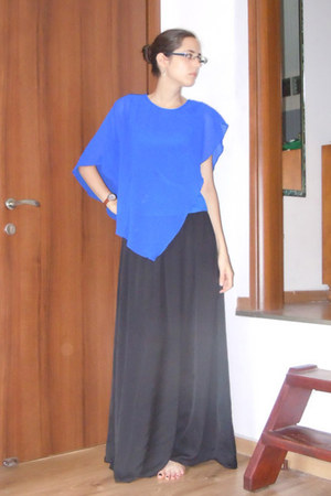 Zara skirt - blouse