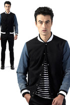 BLACK OUTLINES jacket