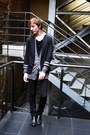 Black-topman-blazer-silver-asos-cardigan-black-asos-t-shirt-black-diesel-p