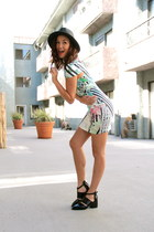 Talulah dress - Jeffrey Campbell shoes