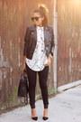 Black-h-m-jacket-white-marble-print-shirt-black-zara-bag-black-zara-pants