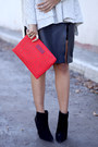 Black-neon-zara-boots-ivory-wool-marc-by-marc-jacobs-sweater